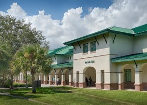 Florida Gulf Coast University - Merwin Hall