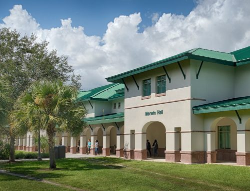 Florida Gulf Coast University's Merwin Hall