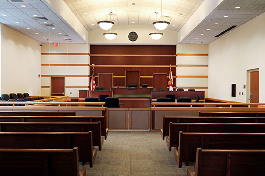 Court Room by BSSW