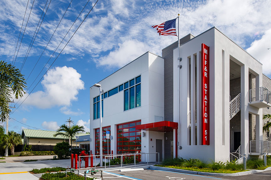Marco Island Fire Station